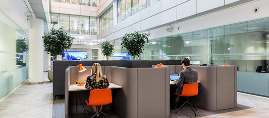 How Much Office Space Do I Need Per Person?