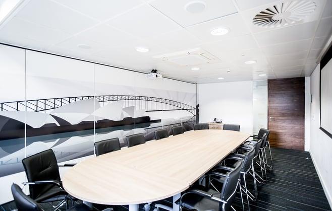 Orega King Street Meeting Room Sydney