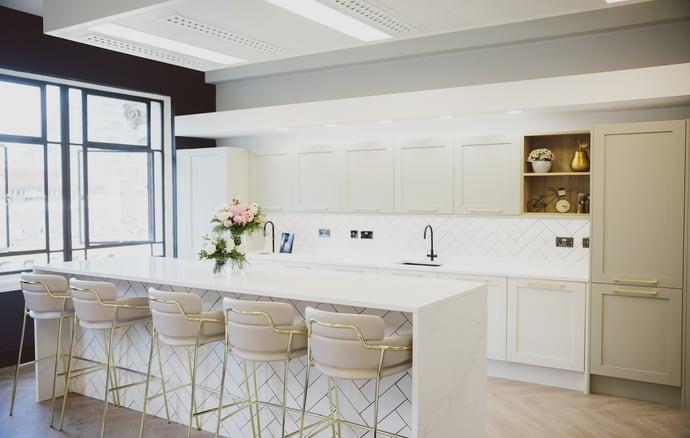 Orega Arkwright House 4th Floor kitchen