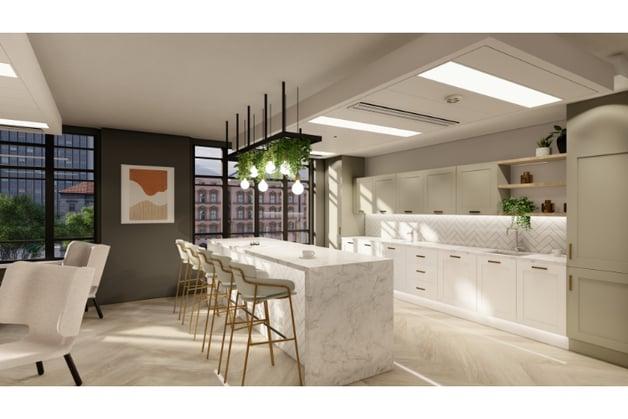 Orega Arkwright House_4th Floor_tea point