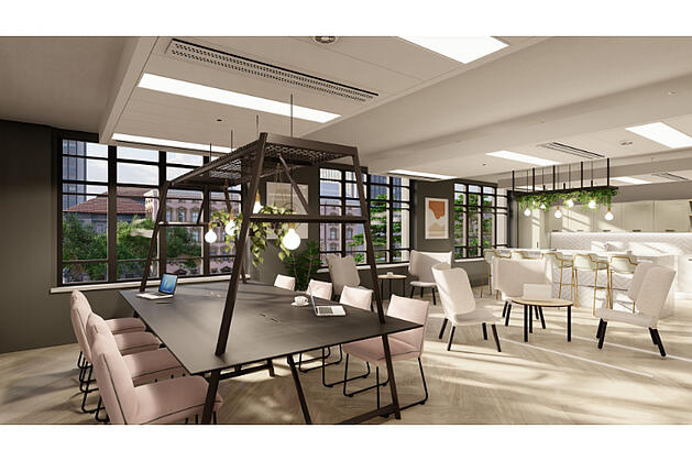 Orega Arkwright House_4th floor_breakout area 1