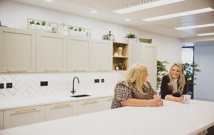 Orega Arkwright House 5th Floor kitchen