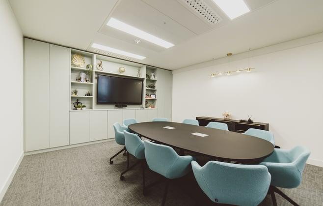 Orega Arkwright House meeting room