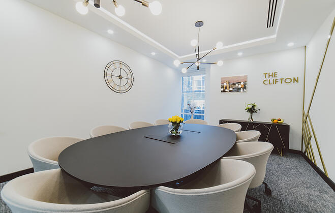 Orega Bristol Meeting Room The Clifton
