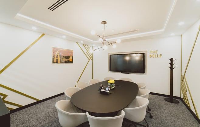 Orega Bristol Meeting Room The Belle