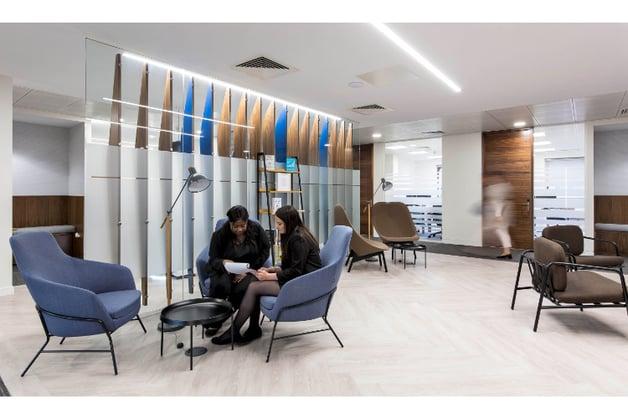 Orega Leeds - business lounge