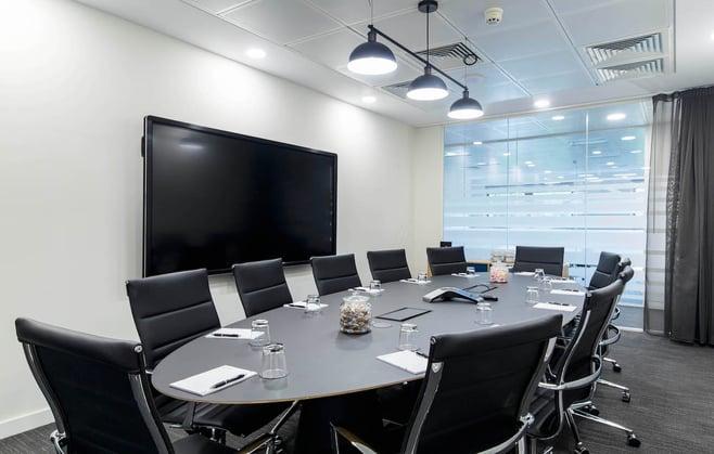 Orega Leeds Meeting Room