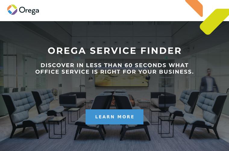 Orega Service Finder