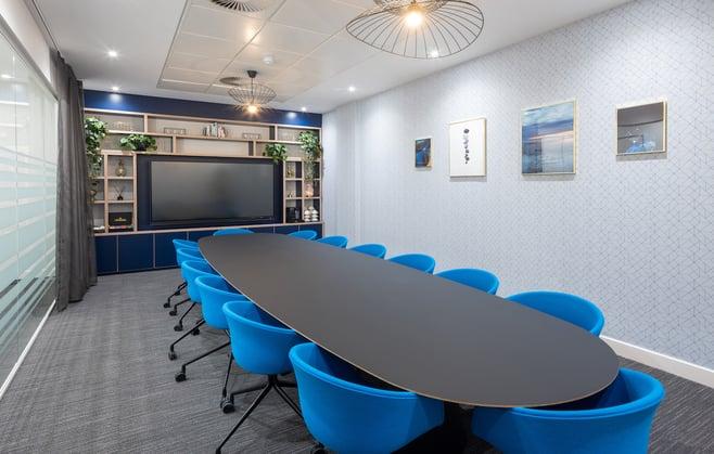 Orega Serviced Offices Glasgow St Vincent Street Meeting Room 1
