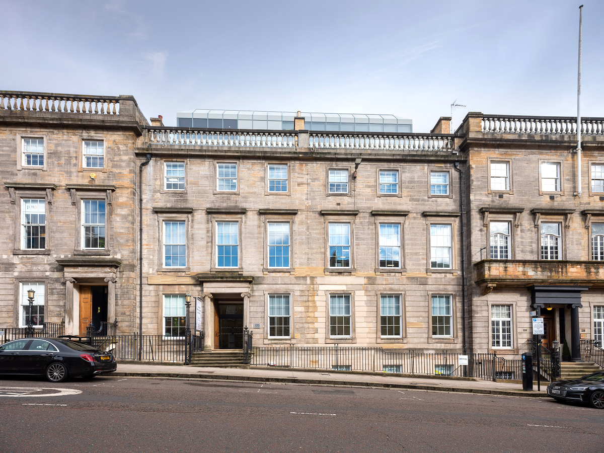 Orega Serviced Offices Glasgow St Vincent Street exterior (resized 1200 x 900)
