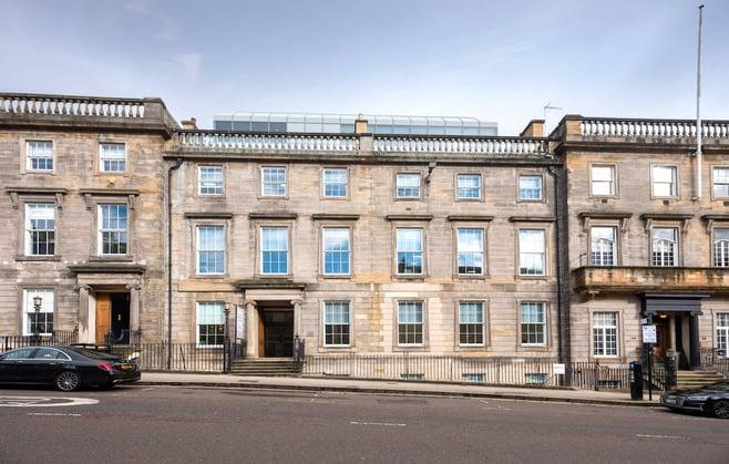 Orega Serviced Offices Glasgow St Vincent Street exterior