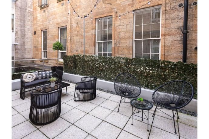 Orega Serviced Offices Glasgow St Vincent Street terrace-1