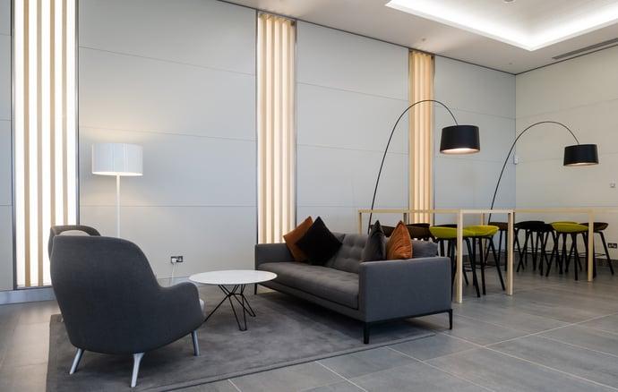Orega Aberdeen Business Lounge