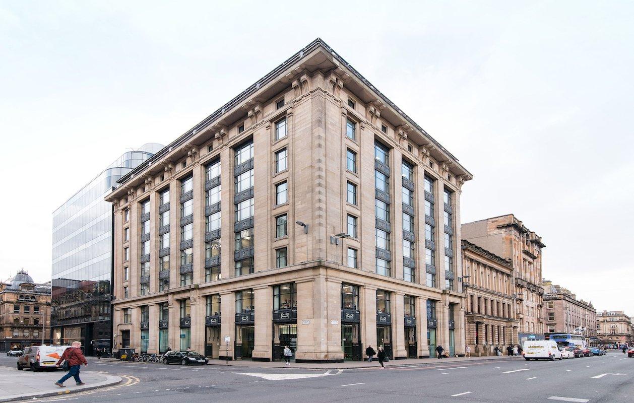Orega Glasgow 9 George Square Building