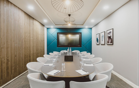 Win a meeting room booking worth up to £500