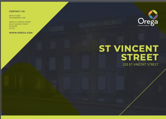 Orega-St-Vincent-Street-Glasgow-Brochure