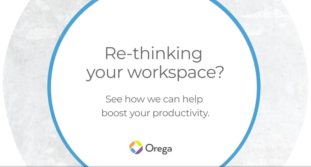 Orega Offices Animation