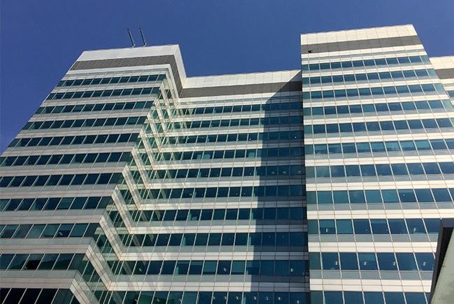 Orega Canary Wharf Building