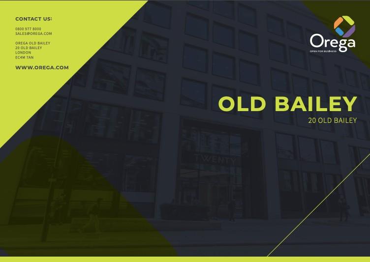 20 Old Bailey Brochure - Resources