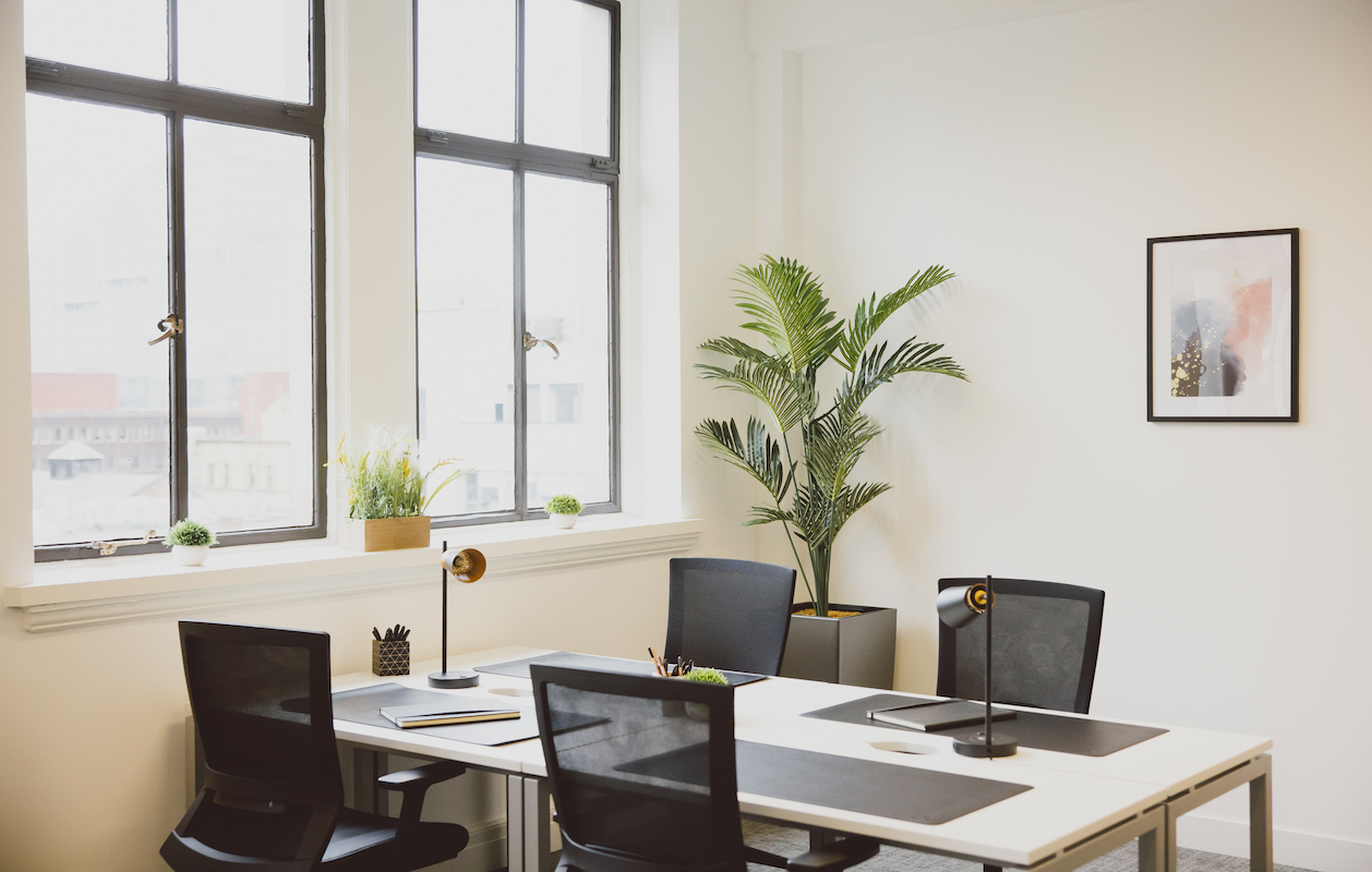 Orega Arkwright House office space