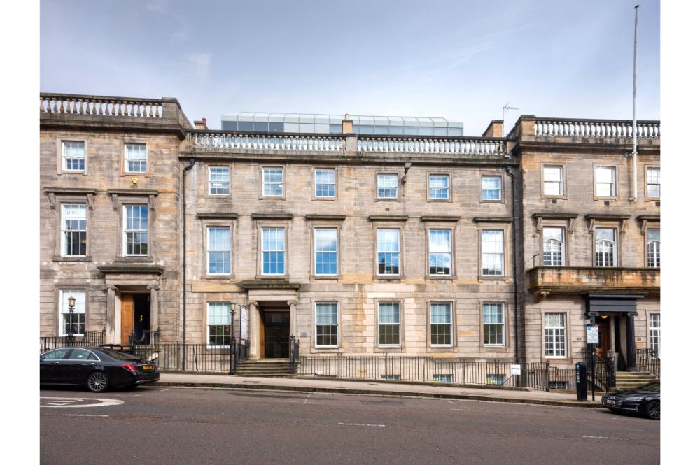 Orega Serviced Offices Glasgow St Vincent Street exterior 1000x665jpg
