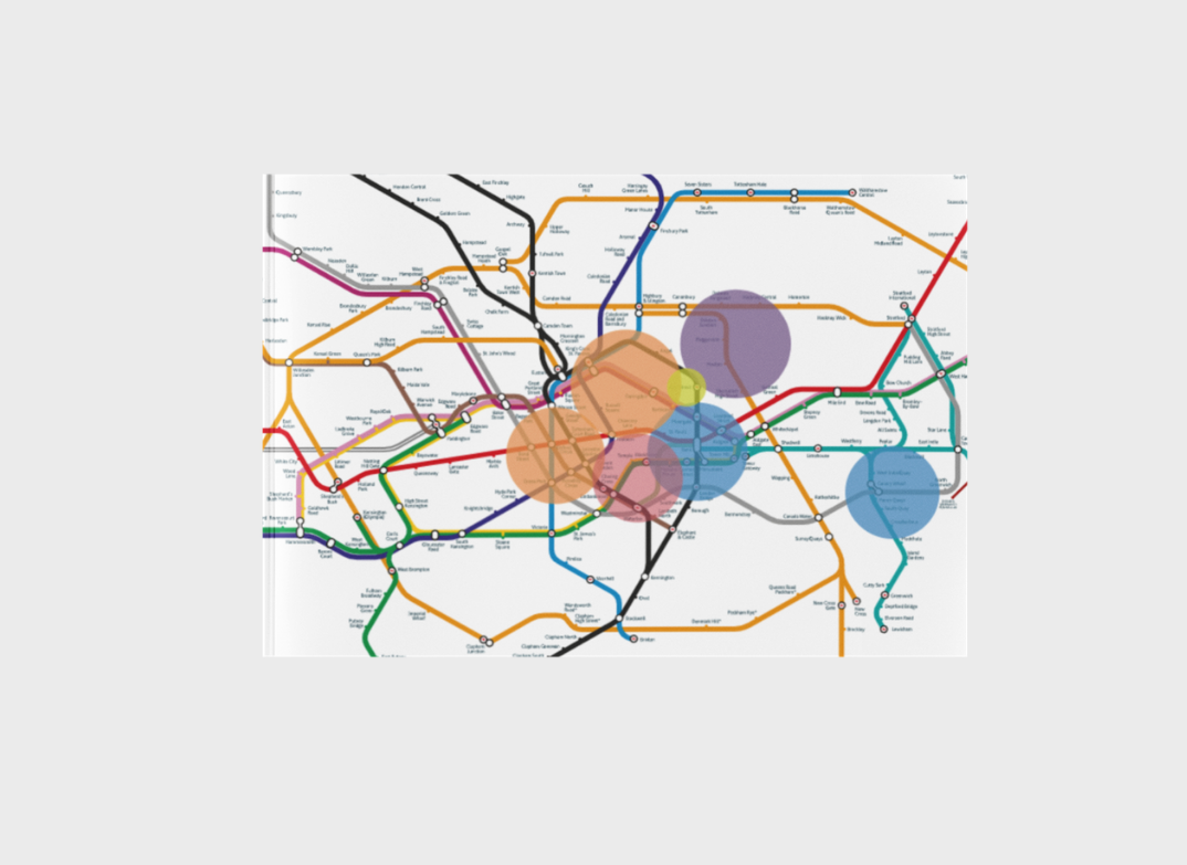 London Interactive Business Map - Resources