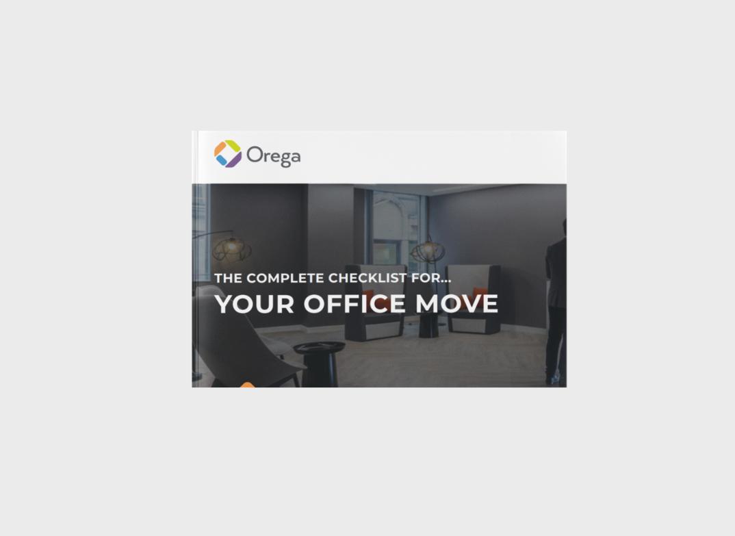 Office Move Checklist - Resources