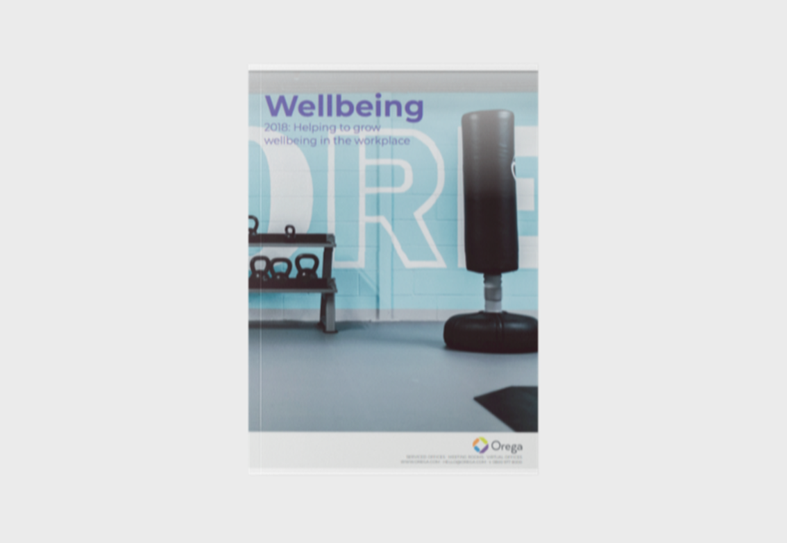 Helping to grow wellbeing in the workplace - Resources