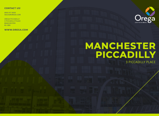3 Piccadilly Place, Piccadilly Brochure - Resources
