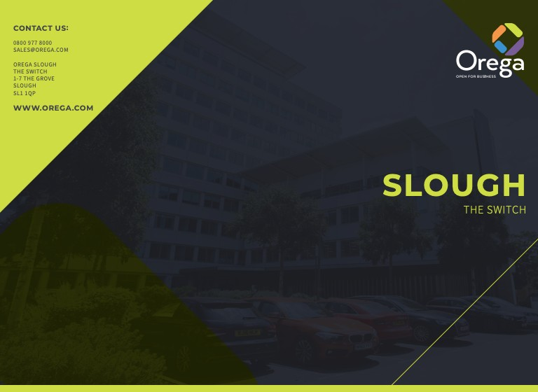 The Switch, Slough Brochure - Resources