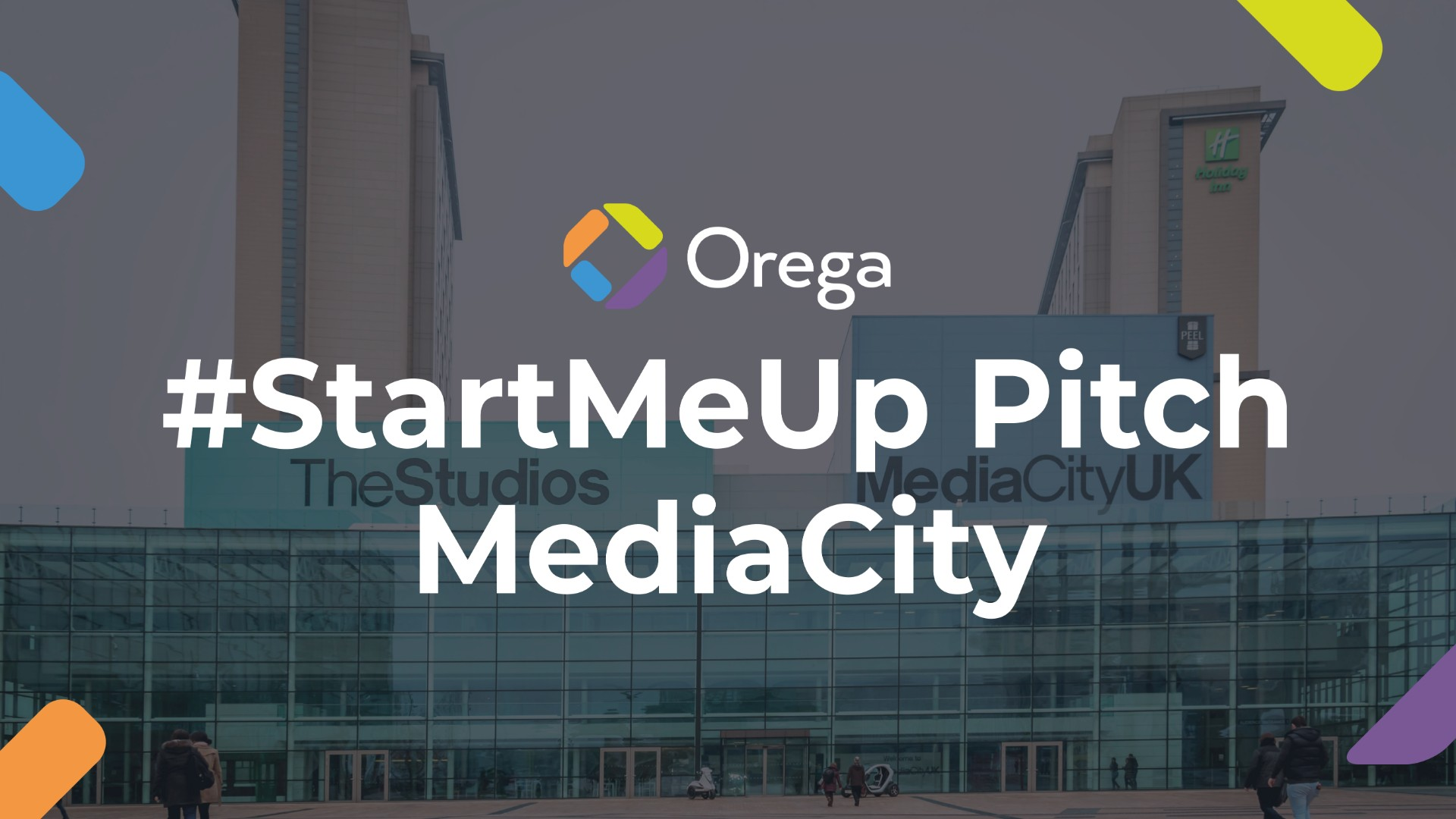 StartMeUp MediaCity - Resources