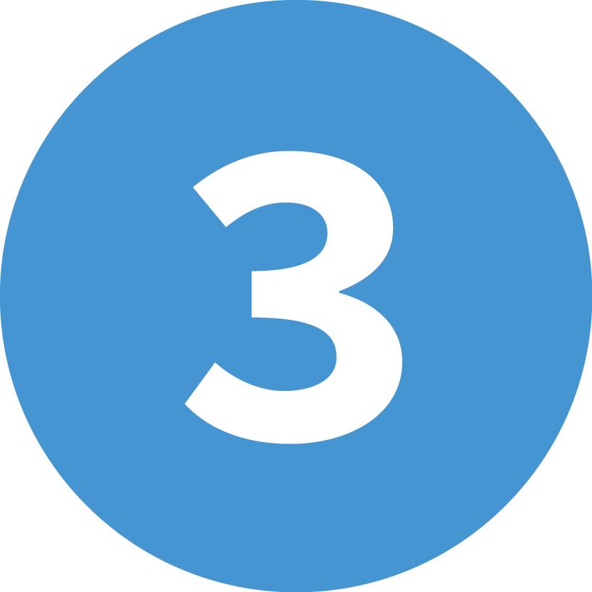 website blue numbers3